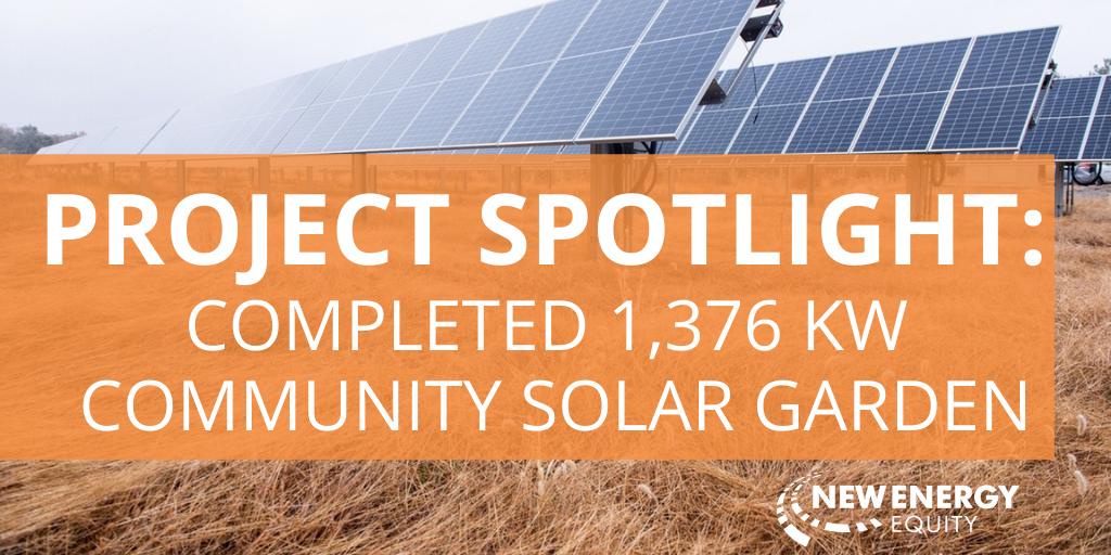Community Solar_St. Cloud, MI
