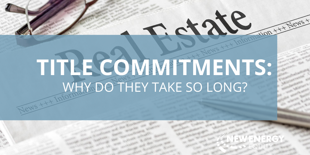 Title Commitment