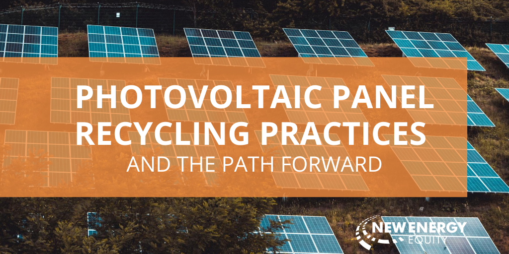 photovoltaic recycling